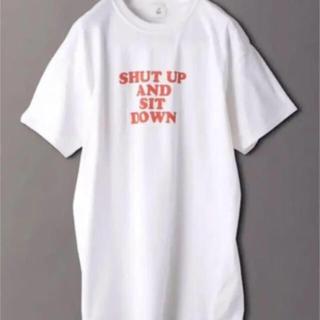 ビューティアンドユースユナイテッドアローズ(BEAUTY&YOUTH UNITED ARROWS)のロゴTシャツ roku 6(Tシャツ(半袖/袖なし))