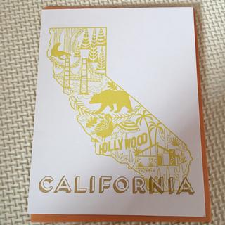 ロンハーマン(Ron Herman)のロンハーマン   アート ポストカード カリフォルニア インテリア(インテリア雑貨)