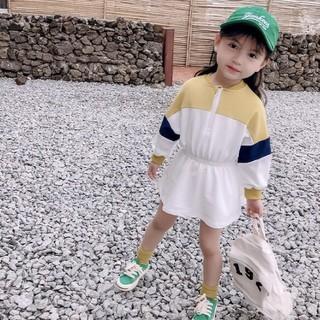 ♥️新品♪送料無料♥️ 子供服 スウェットワンピース  90cm 95cm(ワンピース)