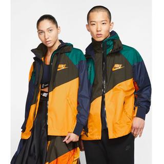 サカイ(sacai)のXL Nike Sacai Hooded Anorak 国内正規品(ナイロンジャケット)