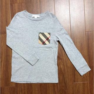 バーバリー(BURBERRY)のBurberry children 6Y ロングスリーブTシャツ(Tシャツ/カットソー)