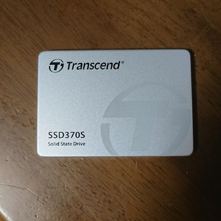 トランセンド(Transcend)のTranscend SSD MLC TS128GSSD370S(PCパーツ)