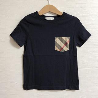 バーバリー(BURBERRY)の《ららら様専用》Burberry children  4Y6Y美品Tシャツ(Tシャツ/カットソー)