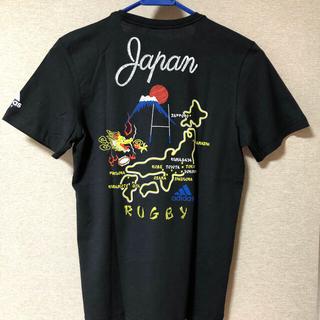 adidas - ラグビー  ジャパン Tシャツ  Lサイズ