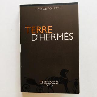 エルメス(Hermes)の【新品】 テール デ エルメス オードトワレ 2ml 香水 Hermes(ユニセックス)