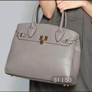 プレーンクロージング(PLAIN CLOTHING)のPLAIN CLOTHING 美品(ハンドバッグ)