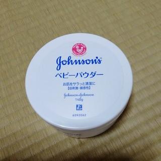 Johnson's - ジョンソン ベビーパウダー プラスチック容器 (140g)