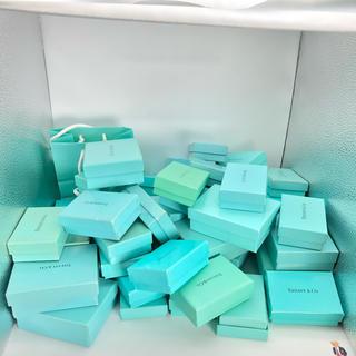 ティファニー(Tiffany & Co.)のTiffany ティファニー ネックレス 保存袋 空箱 41個 セット 正規品(小物入れ)