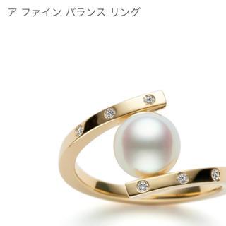 タサキ(TASAKI)のTASAKI リング(リング(指輪))