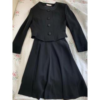 cecile - ブラックフォーマル スーツ 7号