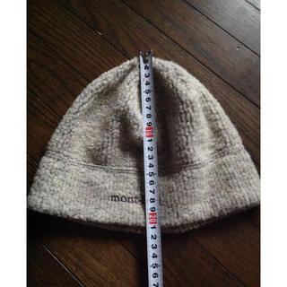 モンベル(mont bell)のモンベル モコモコニット帽子(ニット帽/ビーニー)