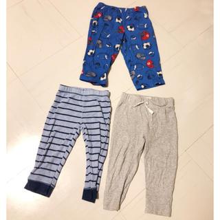 カーターズ(carter's)のカーターズ/パジャマ用パンツ3セット/18M男の子80-90cm(パジャマ)