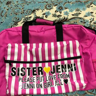 ジェニィ(JENNI)の美品 ジェニィの旅行カバン(ボストンバッグ)