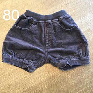 ムジルシリョウヒン(MUJI (無印良品))の無印 ショートパンツ 80 コーデュロイ (パンツ)