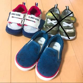 ブリーズ(BREEZE)のBREEZE♡スリッポン♡スニーカー♡キッズ靴♡まとめ売り(スニーカー)
