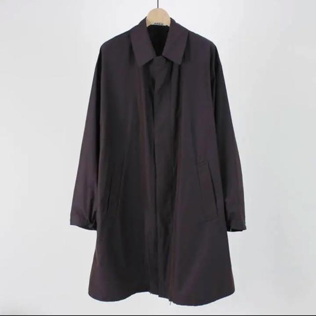 COMOLI(コモリ)のAuralee オーラリー ステンカラーコート メンズのジャケット/アウター(ステンカラーコート)の商品写真