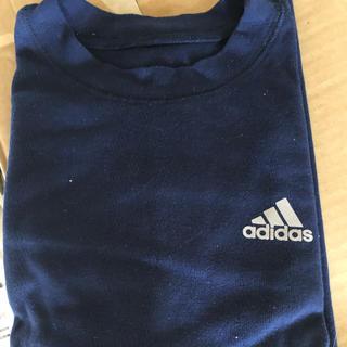 アディダス(adidas)のアディダスロングTシャツ(Tシャツ/カットソー(七分/長袖))