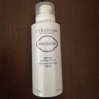 ロクシタン(L'OCCITANE)のクレンジングフォーム ロクシタン(洗顔料)