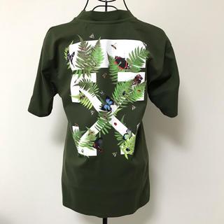 オフホワイト(OFF-WHITE)のOFF-WHITE Tシャツ 新品(Tシャツ(半袖/袖なし))