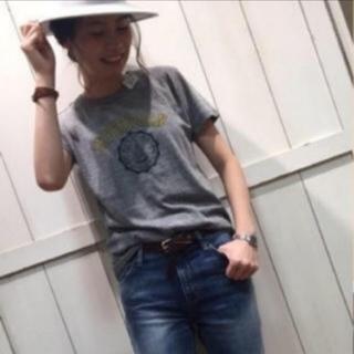 アングリッド(Ungrid)のJEFFERSONロゴTシャツ⭐(Tシャツ(半袖/袖なし))