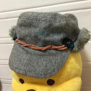 ラグマート(RAG MART)のフェイクファー付キャップ(帽子)
