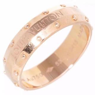 ルイヴィトン(LOUIS VUITTON)のルイヴィトンのリング指輪ピンクゴールド#53(リング(指輪))