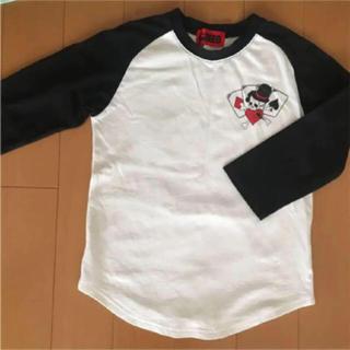 レディー(Rady)のラグランロンT   140  未使用(Tシャツ/カットソー)