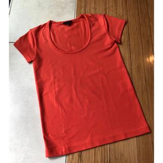 セオリー(theory)のTheory オレンジTシャツ(Tシャツ(半袖/袖なし))