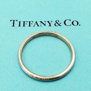 ティファニー(Tiffany & Co.)の★TIFFANY & Co.☆ティファニー リング 18金 PT950☆送料無料(リング(指輪))