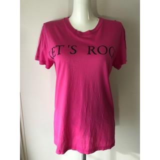 ディオール(Dior)のDior 可愛いビビットなピンク Tシャツ(シャツ)