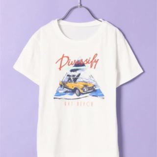 ジーナシス(JEANASIS)のTシャツ 140 JEANASIS カーモチーフ(Tシャツ/カットソー)