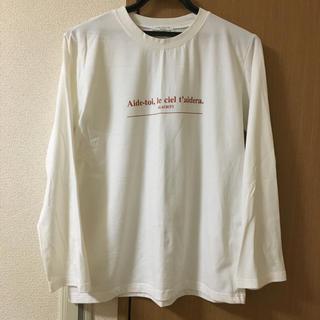 ディーホリック(dholic)の韓国 ロンT 長袖 トップス(Tシャツ(長袖/七分))