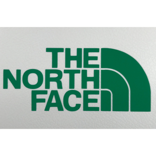 THE NORTH FACE - THE NORTH FACE ステッカー(カッティング•グリーン)