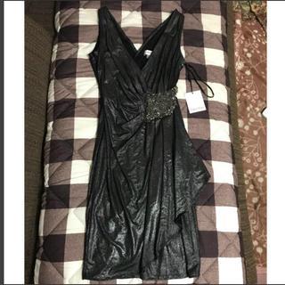 カルバンクライン(Calvin Klein)のカルバンクライン CK パーティー ドレス ワンピース(ミディアムドレス)