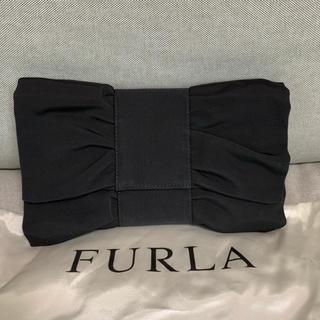 フルラ(Furla)のフルラ FURLA リボンクラッチバッグ(クラッチバッグ)