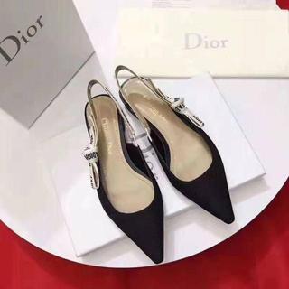 クリスチャンディオール(Christian Dior)のRiel様専用 フラット 40(ハイヒール/パンプス)