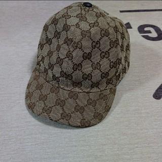 グッチ(Gucci)のGUCCI グッチキッズ キャップ 帽子(帽子)