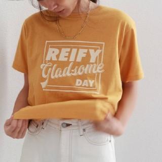 アングリッド(Ungrid)のプリントT rfyl(Tシャツ(半袖/袖なし))