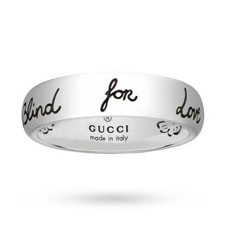 グッチ(Gucci)の【16サイズ】GUUCI Blind for Love リング グッチ(リング(指輪))