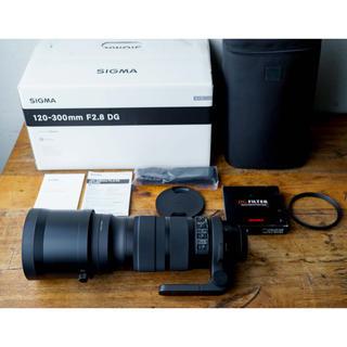SIGMA - SIGMA 120-300mm F2.8 DG OS HSM キャノン用おまけ付