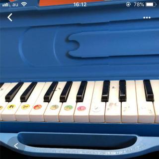スズキ(スズキ)のスズキ  鍵盤ハーモニカ(ハーモニカ/ブルースハープ)
