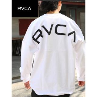 ルーカ(RVCA)のRVCA ロンT メンズ ARCH RVCA(Tシャツ/カットソー(半袖/袖なし))