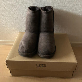 アグ(UGG)のugg kids  チョコレート13  18センチ(ブーツ)