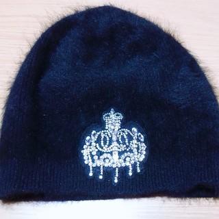レディー(Rady)の最終値下げ Rady 美品 ファー帽子(ニット帽/ビーニー)