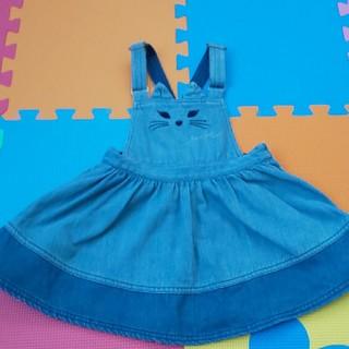 ANNA SUI mini - アナスイミニ ジャンパースカート