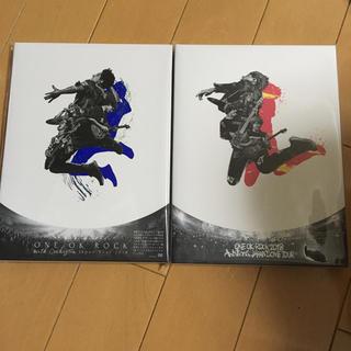 ワンオクロック(ONE OK ROCK)のONE OK ROCK DVD 2枚セット ワンオク(ミュージック)