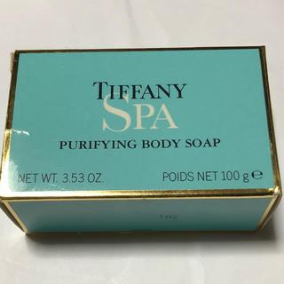 ティファニー(Tiffany & Co.)の日本未発売 ティファニー スパコレクション ピュアリファイング ボディソープ(ボディソープ / 石鹸)
