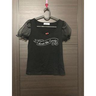 アンクルージュ(Ank Rouge)のAnk Rouge トップス(カットソー(半袖/袖なし))