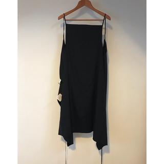 エディットフォールル(EDIT.FOR LULU)のBASERANGE  Yumi Apron Dress(ひざ丈ワンピース)