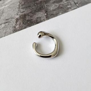 ロンハーマン(Ron Herman)のPukkuri silver earcuff No.172(イヤーカフ)